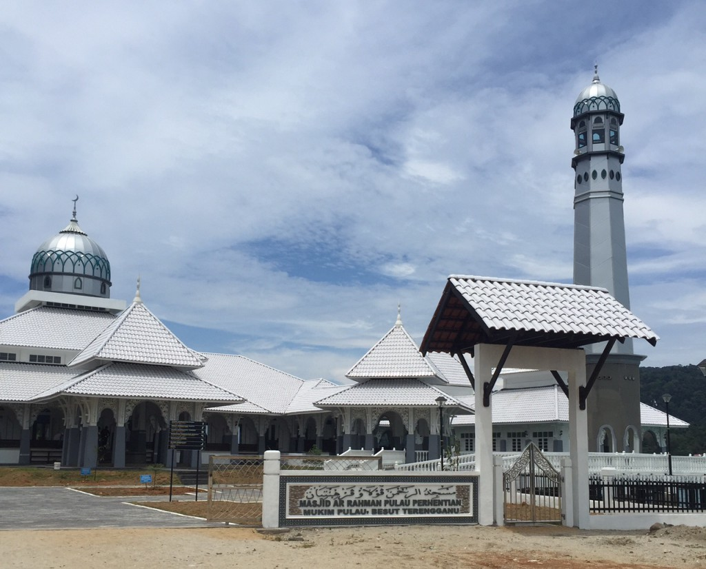Mosque at Fishing Village