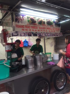Penang Famous Cendol Stall