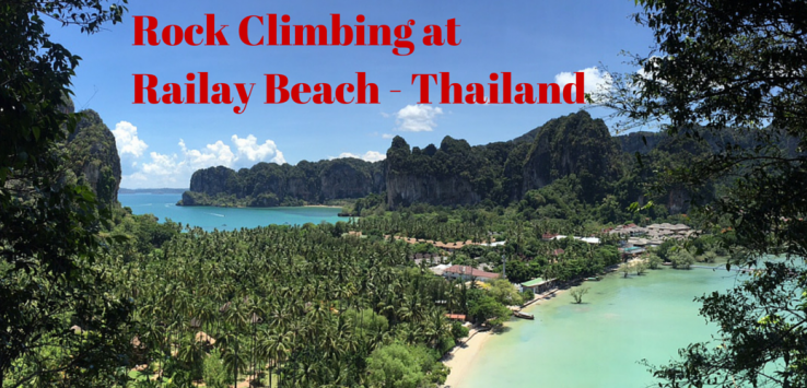 Railay Beach Cover