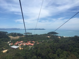 View of Langkawi