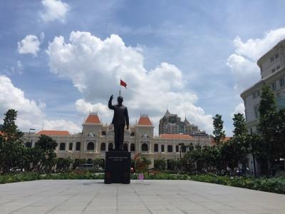 Mr Ho Chi Minh