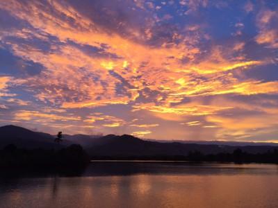 Sunset Cruise at sunset