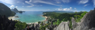 View from Taraw Hill