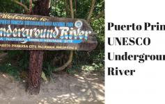 Puerto Princesa - UNESCO Underground (1)