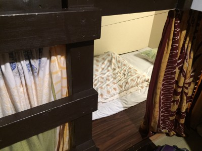 Tatami style bed