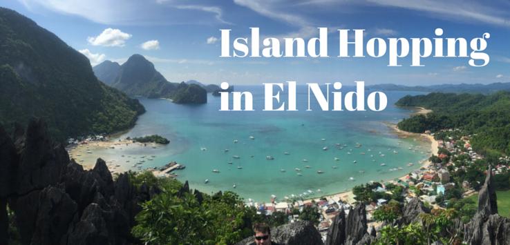 Island Hoppingin El Nido